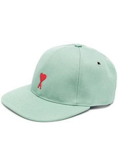 AMI logo-embroidered baseball cap