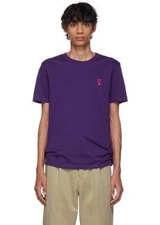 Purple 'Ami De Coeur' T-Shirt