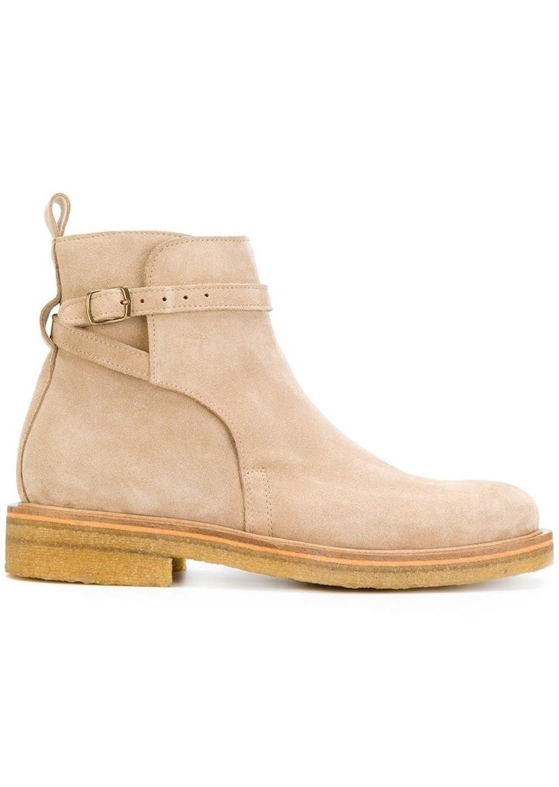 AMI strap boots