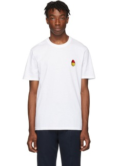 AMI White Smiley Edition T-Shirt