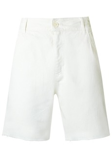 AMIR raw edges shorts