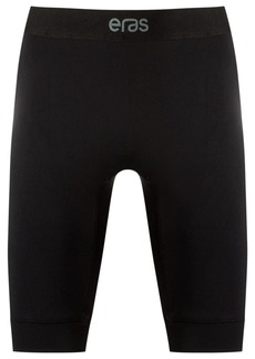AMIR elasticated slim-fit shorts