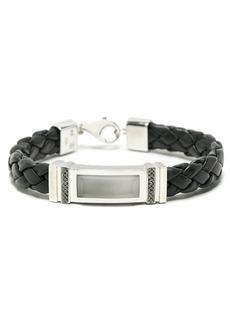 leather Amir Slama X Julio Okubo bracelet