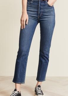 AMO Chloe Straight Jeans