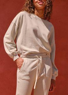 AMO Easy Cotton Sweatshirt