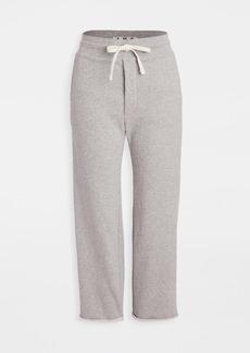 AMO Straight Leg Sweatpants