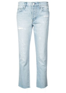 AMO cropped tomboy jeans