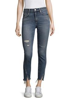 AMO Distressed Jeans