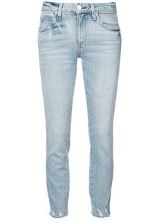AMO six cropped jeans