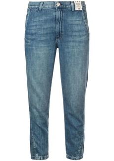 AMO slouch cropped jeans