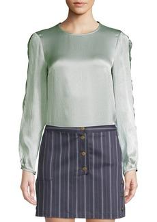 Amur Alena Silk Top