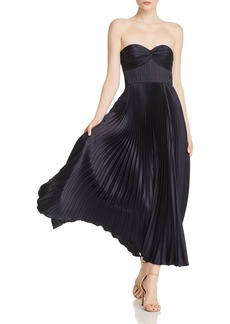 Amur Belle Pleated Dress
