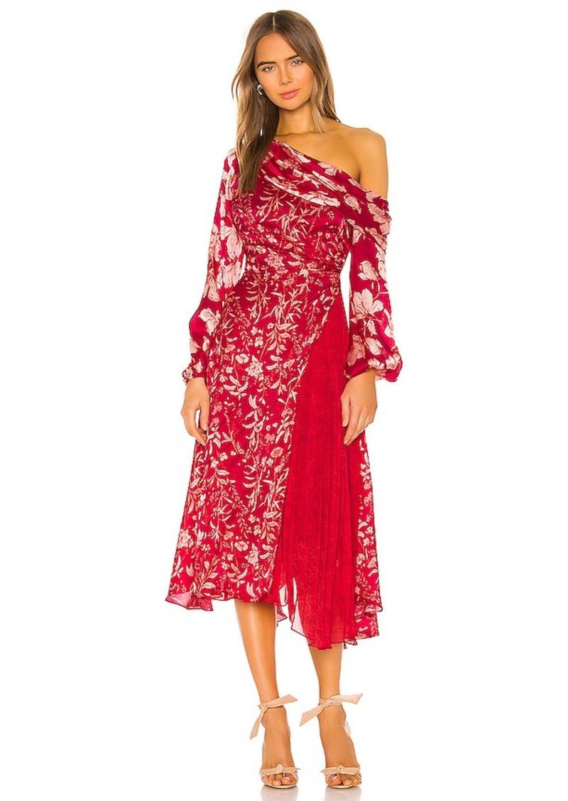 AMUR Lorraine Dress