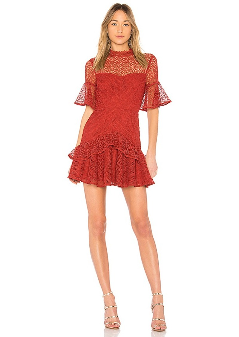 bcc3e9d088 Amur AMUR Mila Mini Dress