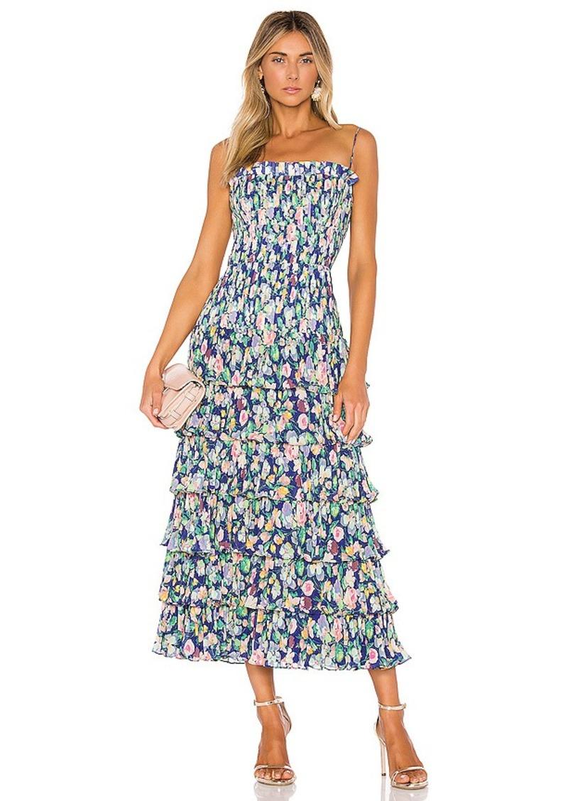 AMUR Viola Dress