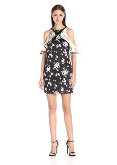 AMUR Women's Jennifer Floral Dress
