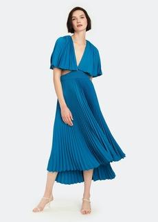 Amur Dara Pleated Midi Dress - 00 - Also in: 8