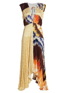 Amur Milan Pleated Dress