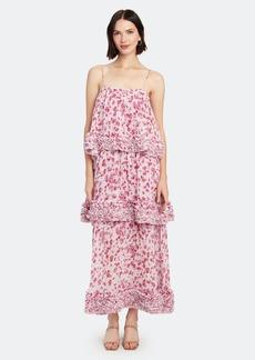 Amur Nicola Tiered Ruffle Maxi Dress - 00 - Also in: 10, 4, 8