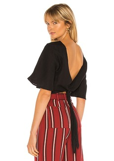 AMUSE SOCIETY Brie Top