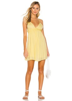AMUSE SOCIETY Day Tripper Strappy Dress