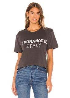 AMUSE SOCIETY Good Night Italy Tee