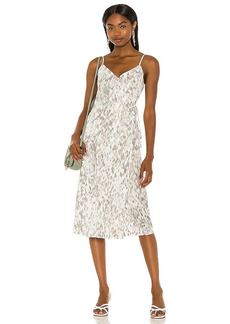 AMUSE SOCIETY Julia Woven Midi Dress