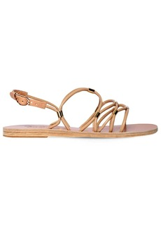 Ancient Greek Sandals 10mm Leather Flat Sandals