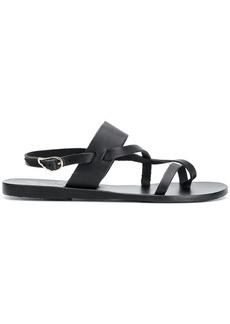 Ancient Greek Sandals Alethea flat sandals