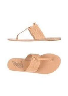 ANCIENT GREEK SANDALS - Flip flops