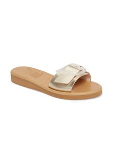 Ancient Greek Sandals Aglaia Slide Sandal (Women)