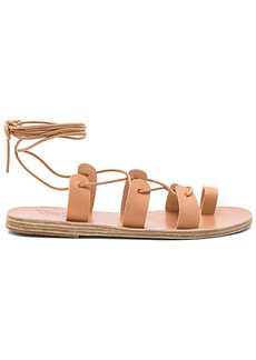 Ancient Greek Sandals Alcyone Sandal in Tan. - size 36 (also in 37,39,41)