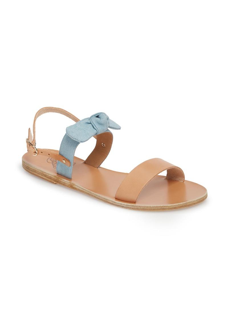 bbbfb5672580c Ancient Greek Sandals Ancient Greek Sandals Clio Bow Sandal (Women ...