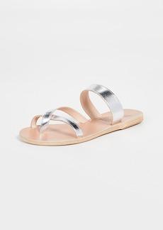 Ancient Greek Sandals Daphnae Slides