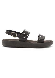 Ancient Greek Sandals Dinami Comfort leather slingback sandals