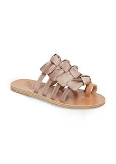 Ancient Greek Sandals Hara Toe Loop Slide Sandal (Women)