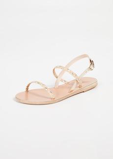 Ancient Greek Sandals Irida Braids Sandals