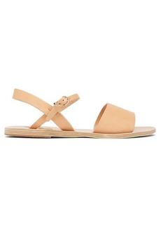 Ancient Greek Sandals Kaliroi leather sandals