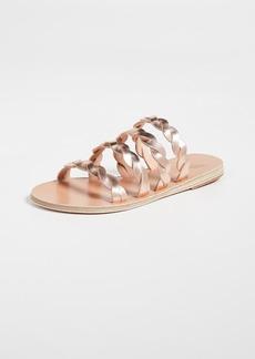 Ancient Greek Sandals Kynthia Slides