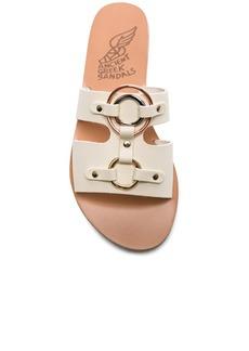 Ancient Greek Sandals Leather Attiki Sandals