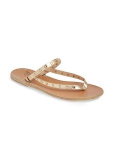 Ancient Greek Sandals Mirsini Nail Slide Sandal (Women)