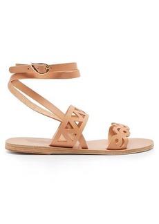 Ancient Greek Sandals Ostria cut-out leather sandals