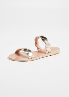 Ancient Greek Sandals Skiriani Slides