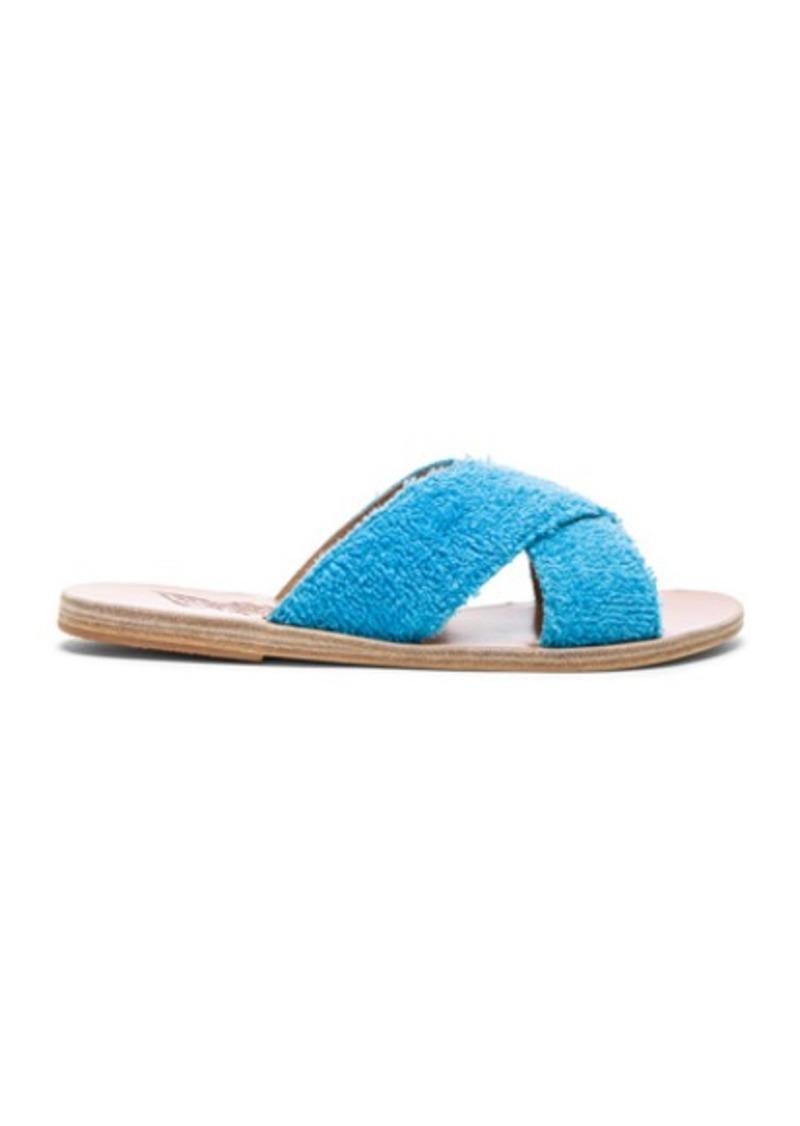 322dbdc80 Ancient Greek Sandals Ancient Greek Sandals Terry Cloth Thais ...