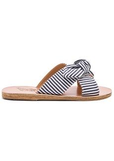 Ancient Greek Sandals Thais Bow Slide