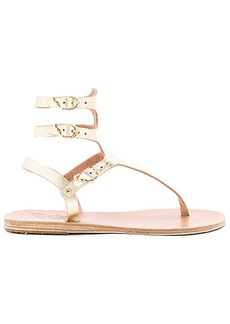 Ancient Greek Sandals Themis Sandal in Metallic Gold. - size 36 (also in 37,38)