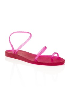 Ancient Greek Sandals Women's Eleftheria Braided Jelly Sandals