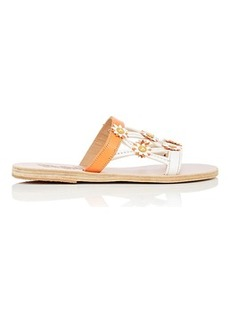 Ancient Greek Sandals Women's Peonia Leather Sandals