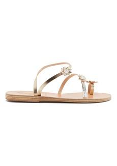 Ancient Greek Sandals X Fabrizio Viti Sheila leather sandals
