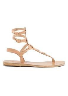 Ancient Greek Sandals x Fabrizio Viti Valentina leather sandals